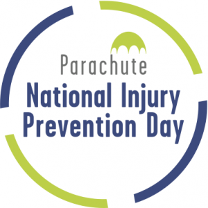 Join us for Parachute's fourth annual National Injury Prevention Day, Monday July 6