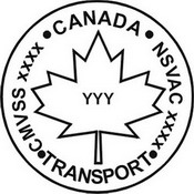 national safety mark sticker