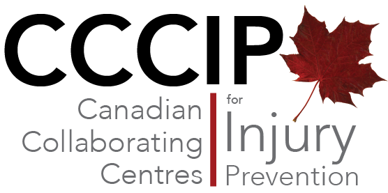 Canadian Collaborating Centres for Injury Prevention (CCCIP) logo