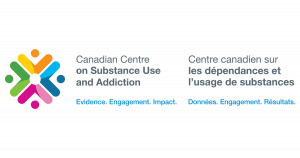 Canadian Centre on Substance Use and Addiction logo