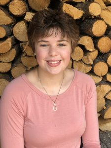 Grande Prairie, AB teen Erin Pelé winner of the 2020 Stacey Levitt Memorial Award