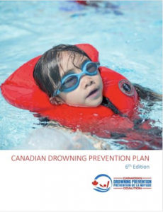 Canadian Drowning Prevention Plan - English cover