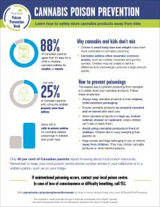Poison Prevention Week 2021 - Parent Survey thumbnail